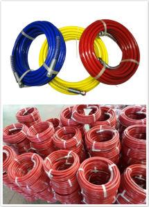 Verniciare il tubo flessibile per lo spruzzatore senz'aria della vernice