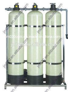 Filtro de areia para o sistema de filtragem de equipamentos de tratamento de água