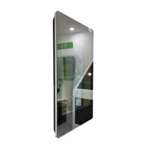 LCD interactiva de 42 pulgadas de pantalla Publicidad Espejo Mágico Reproductor de vídeo en red de señalización digital Ad HD Android o Windows OS quiosco de información de la pantalla táctil