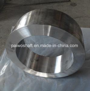 Forja forja de acero forjado en caliente de Grandes Piezas Forjadas Roll forjar el anillo de acero aleado de precisión de forja forja forja