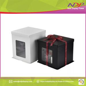 Mecanizado de caja de regalo personalizados de belleza