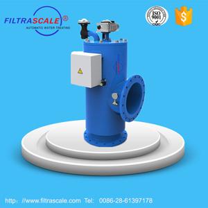 Cepillo automática de filtro para la circulación del sistema de filtración de agua de refrigeración
