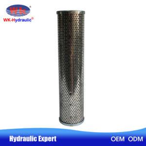 Malla de metal de calidad superior a 100 micrones Filtro de aceite Hydruallic