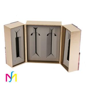 OEM Роскошные ювелирные украшения бумаги/Крышка кольцо/цепочка/Earring / Браслет/часы/соединительной упаковка Подарочная упаковка