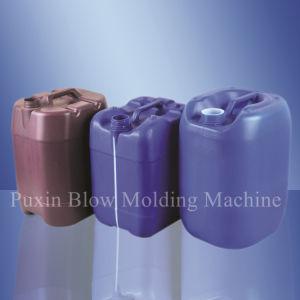 Botella de HDPE extrusión de polímeros automático de batería de juguete de soplado de recipiente contenedor puede hacer máquina de moldeo por soplado
