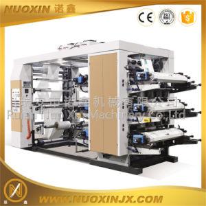 압박 기계를 인쇄하는 Nx-6 6 색깔 Flexo