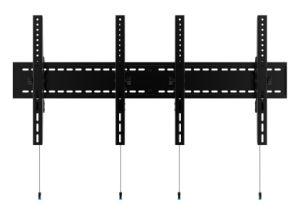 заводская цена дешевых портрет Menuboard видео настенное крепление 2 экране 37-70