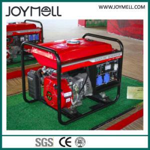 Arranque eléctrico portátil gasolina gerador de 5 kw