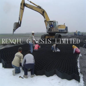 Para protecção do declive Geonet plástico