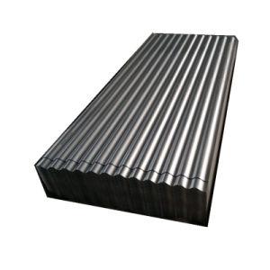 Strato galvanizzato ondulato del tetto del metallo per costruzione