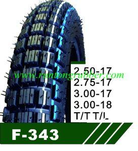 Neumático de moto y Moto tubo interior
