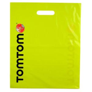 Jungfrau LDPE-zurückführbares Geschenk-Plastiktaschen 100% für Kleider (FLD-8578)