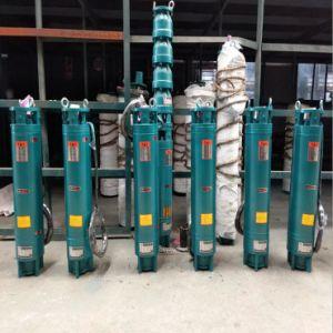 Qj 1.5HP pozo profundo bomba eléctrica sumergible para la Agricultura