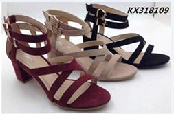 Sexy High Heels bon marché de gros de chaussures sandales dame