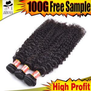 Toda a cutícula do cabelo 100% brasileira