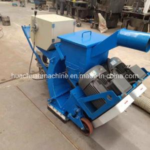 Plancher horizontal grenaillage Machine roue double HC550