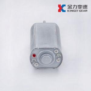 Diámetro de 20,4mm plano Mini DC Motor de cepillo de metal/carbono