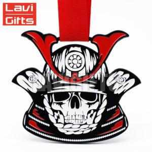 Venta al por mayor baratos de metal personalizados y cintas de la medalla de OEM