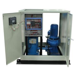 De automatische RubberMachine van de Bal voor het Schoonmaken van de Buis van de Condensator