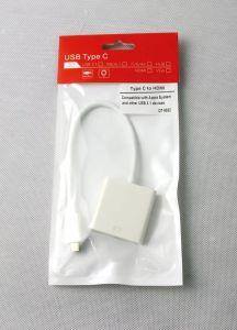 USB3.1 Typ C bis HDMI Adapter für Apple MacBook