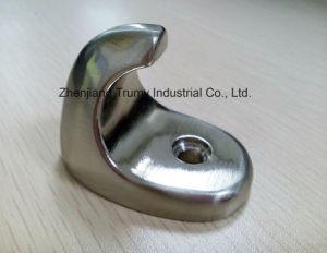 洗面所の区分のキュービクルの付属品亜鉛合金の布のホック