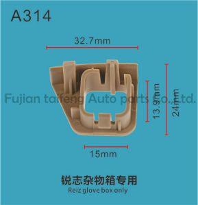 El remache Nylonplastic Pl-20 sujetador de encaje de inserción automática de plástico remaches