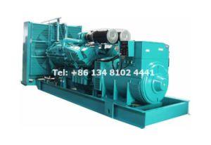 350kw Cummins 발전기 또는 발전소 또는 Water-Cooled 디젤 엔진 발전기