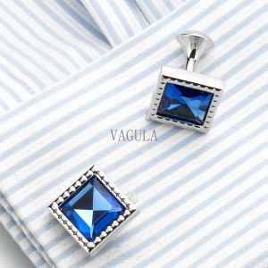 Manchetknopen Van uitstekende kwaliteit 333 van het Overhemd van de Juwelen van Mensen VAGULA Franse