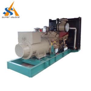 Geluiddichte Diesel Generator met de Motor van Cummins