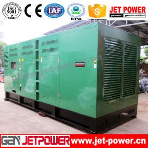 300kVA 방음 Doosan 엔진 발전기
