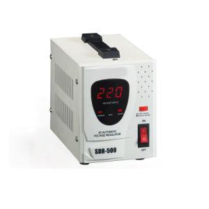 LED 500 va Type de relais automatique complet DTS du régulateur de tension CA-500