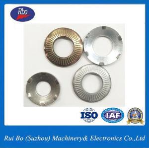 L'ISO70093&OEM ODM Sn contact la rondelle de blocage de l'acier