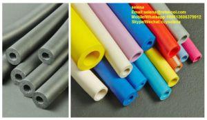 Gummischaumgummi-Rohr Isoliergefäß für Klimaanlage