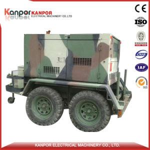 Lovol 40kw 50kVA (44kw 55kVA) 3개의 실린더 디젤 발전기