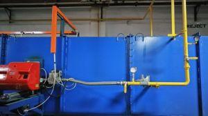 حرارة - معالجة فرن لأنّ [لبغ] أسطوانة غاز يصلح خطّ