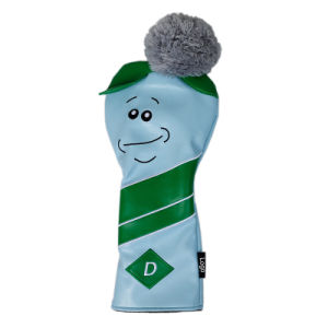 Adorável PU Golf Headcover criativa para o condutor Club