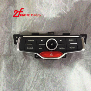 Pezzi meccanici di CNC molto di alta precisione dell'automobile/automobile