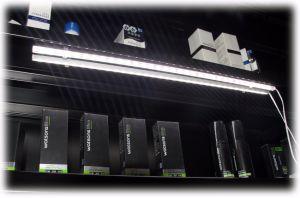 Vendita calda di buona qualità per l'accensione dell'indicatore luminoso 24V del tubo delle merci LED