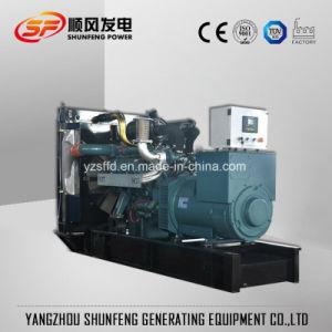175Ква 140квт электроэнергии Doosan дизельный генератор с генератора переменного тока Stamford