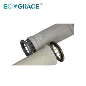 De industriële Zak van de Filter van het Stof van het Element van de Filter (PTFE/Glasvezel/Nomex)