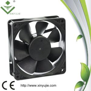 120x120x38mm 12V 24V 48V DC Xinyujie Prix d'usine de fer électrique équipement de ventilation du ventilateur de refroidissement