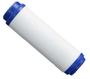De /Udf Geactiveerde Patroon van de Filter van het Water van de Koolstof GAC Vloeibare voor Voedsel en Drank 10 Duim