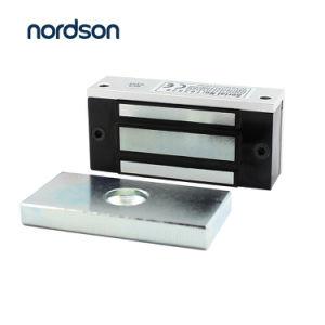 내각 냉장고 Windows를 위한 안전 장치 60kg/100lbs 전자기 자물쇠를 잠그는 힘