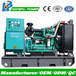 Tipo aperto silenzioso standby principale 308kw generatore di potere 280kw di Cummins