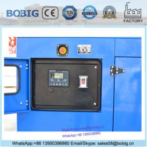 Groupes électrogènes prix usine 80kw 100kVA ouvrir le châssis de type silencieux générateur de moteur diesel Cummins