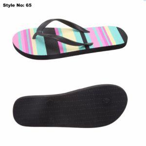 Excellente qualité de la gelée unique les chaussures de plage Women's PE Pantoufles