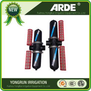 doppio filtro manuale da irrigazione dello schermo 3 , 4 , pp Boday