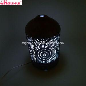 Tamaño mini DC mejor tipo de difusor de aroma de ultrasonidos