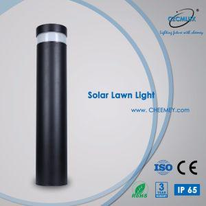 Balizas solares LED de alta lúmenes de luz para el jardín de césped