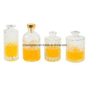 Gravierter kosmetischer Duftstoff-Flaschen-REEDglasdiffuser (zerstäuber) füllt Aroma-Flasche ab